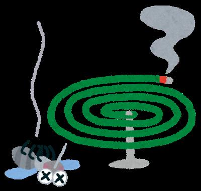 意外と知らない?蚊取り線香を節約するチョー簡単な方法!