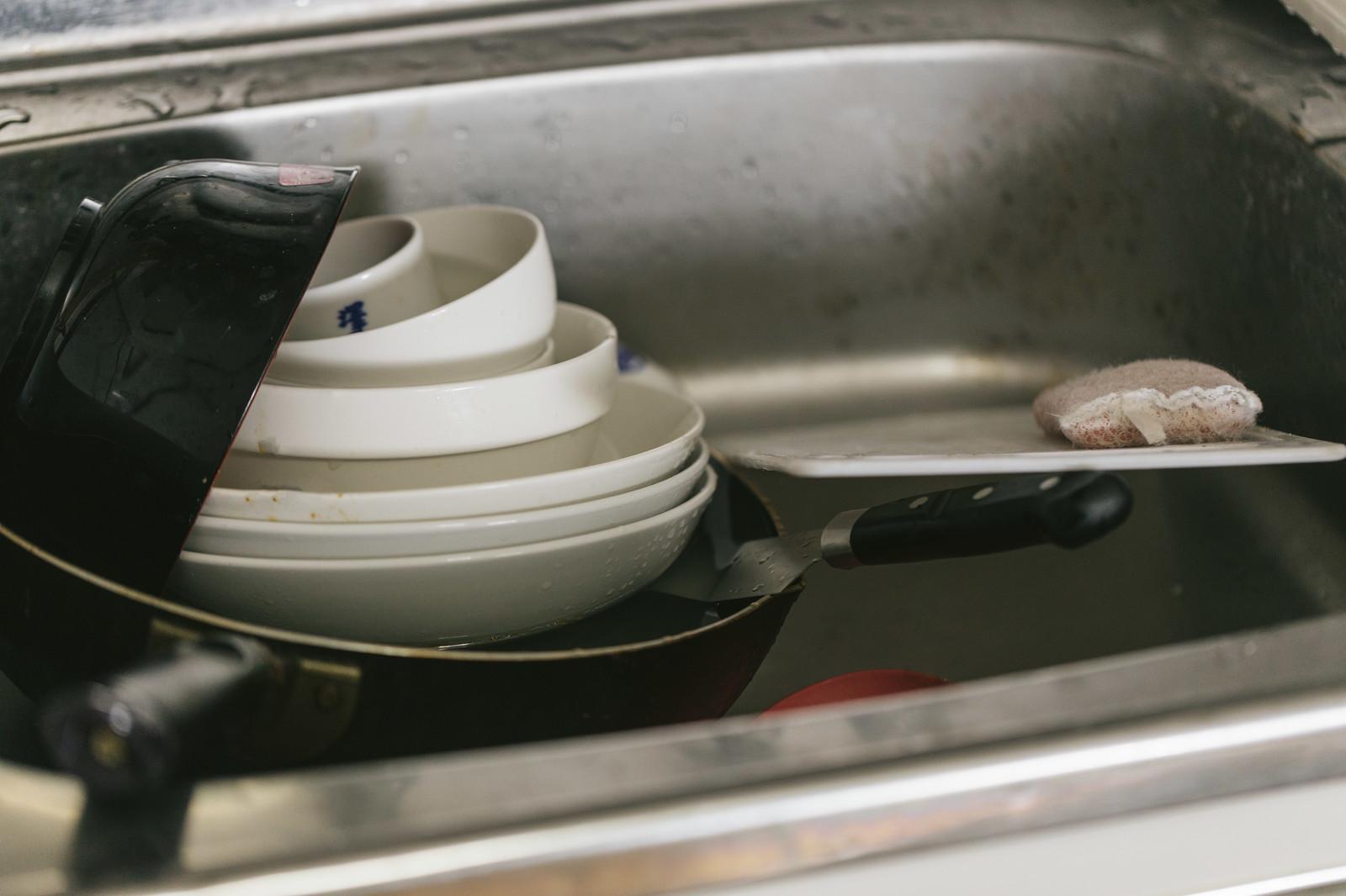 鍋磨きの意外な助っ人を100円ショップでめっけ!