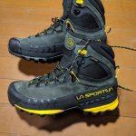 スポルティバTX5GTX実測レビュー!滑り出し上々のインプレッションも下山時沈黙!この靴履き足を選ぶのか?
