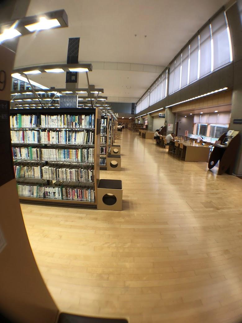 公共施設の利用はとても便利!ブログの編集はもっぱら図書館で!