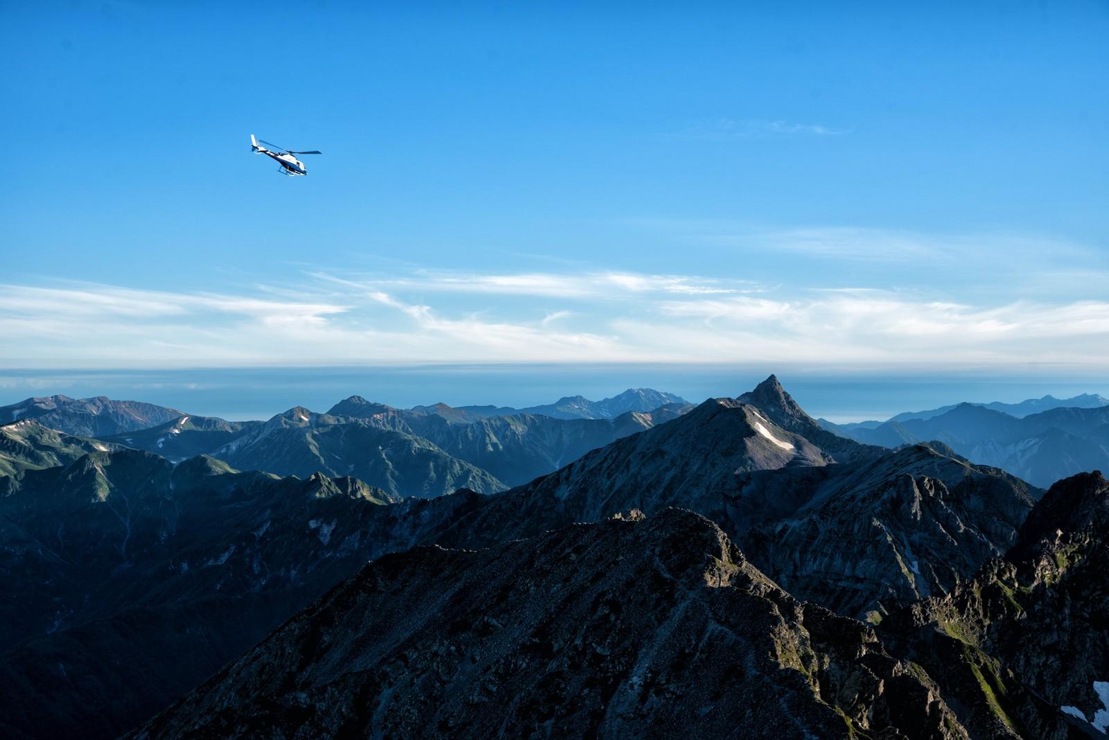 山が好きだからこそ山小屋ヘリコプター問題を考えてみた!